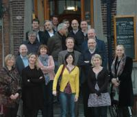 Opening Up Project Partners in Groningen